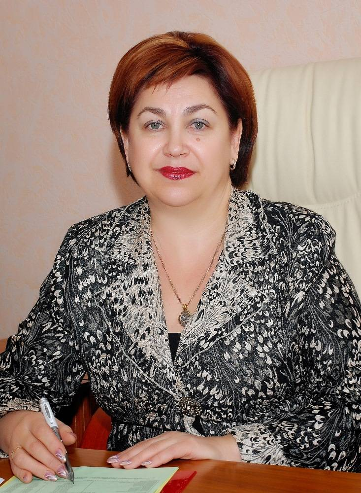 к.э.н. доцент директор филиала Т. А. Высоцкая