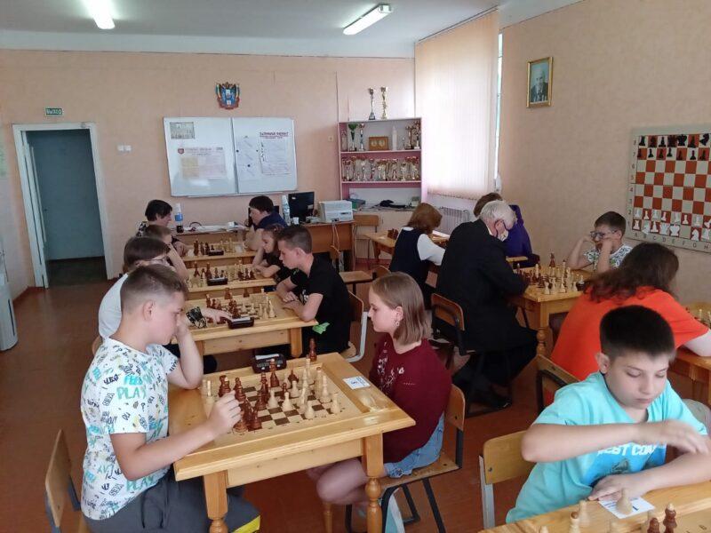 Шахматные турниры к Дню России