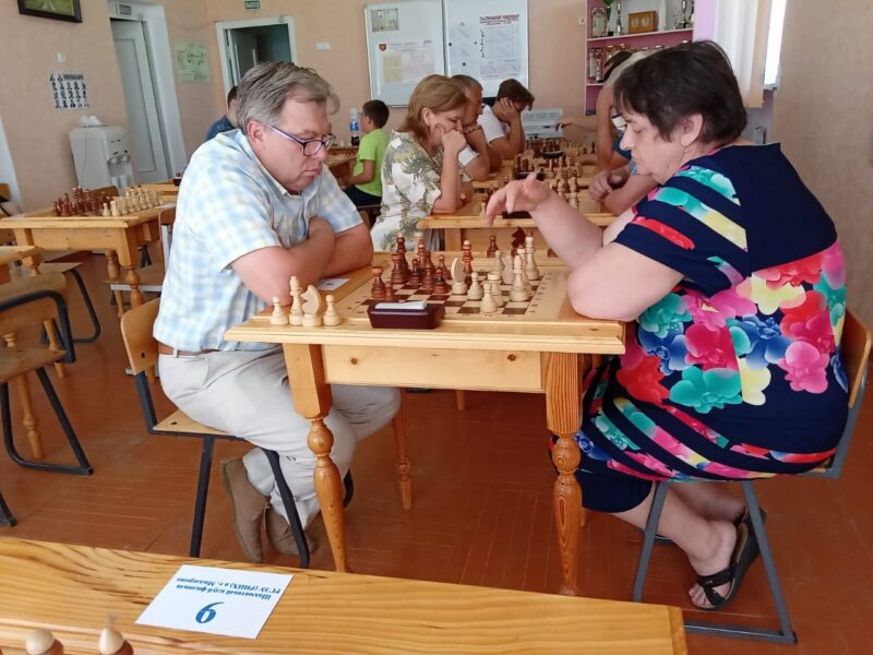 Шахматы к Олимпийскому дню