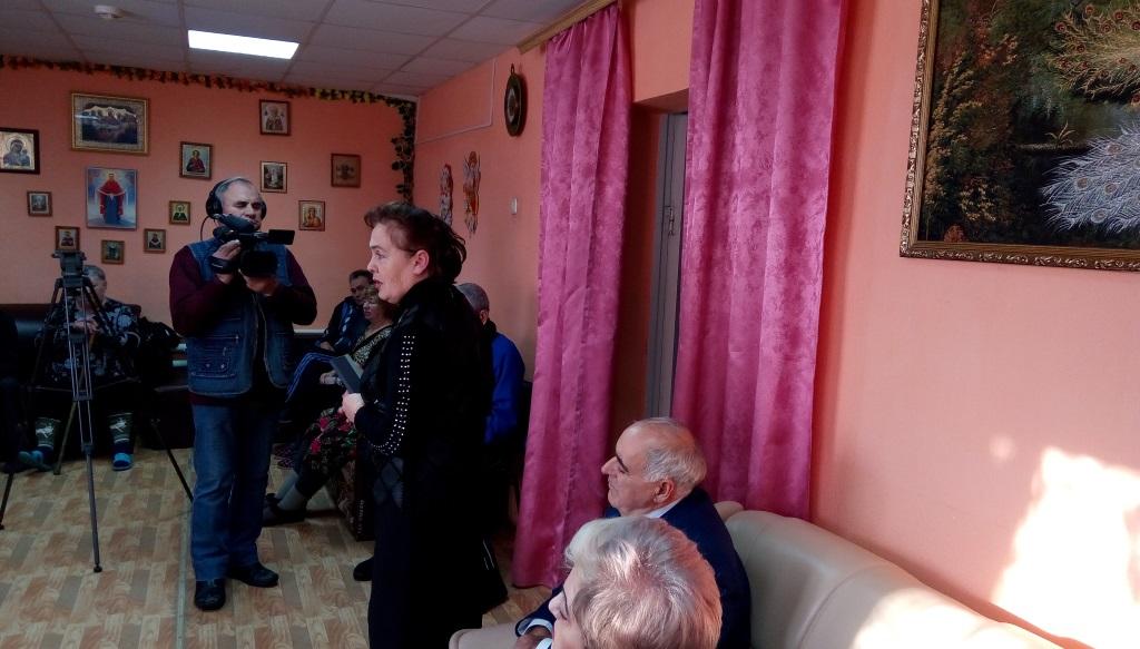 Студенты в доме престарелых дома для престарелых в г клин