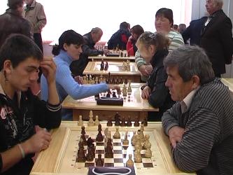 Шахматные турниры.